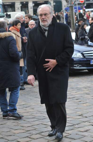 Serge July, l'ex boss de Libération.