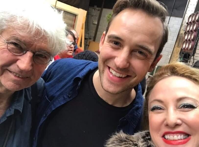 Mais c'est aussi eux : le réalisateur Jean-Jacques Annaud, Joël Dicker (l'auteur) et l'actrice Virginia Madsen