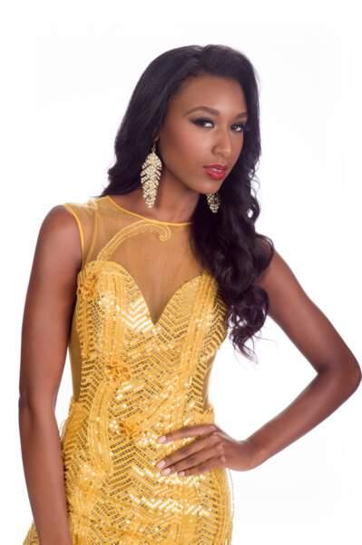 Christie Desir, Miss Haiti 2014