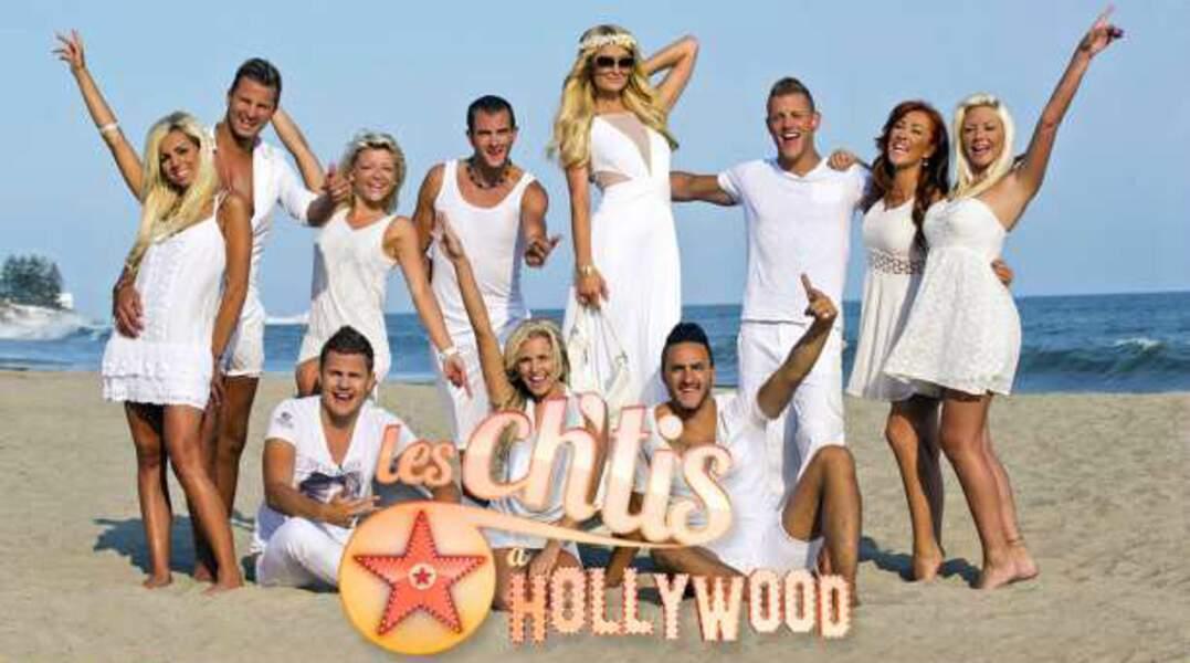 Les Ch'tis à Hollywood avec Paris Hilton
