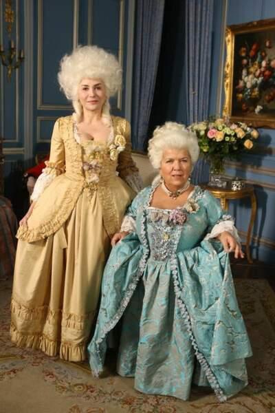 Joséphine, une sacrée Marie-Antoinette