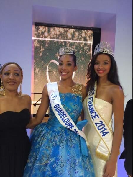 Miss Guadeloupe 2014 : Chloé Mozars élue aux Abymes.