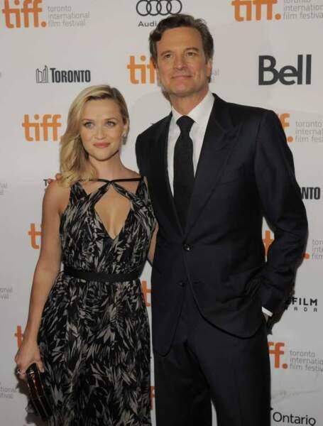 Reese Witherspoon et Colin Firth à l'affiche de Devil's Knot