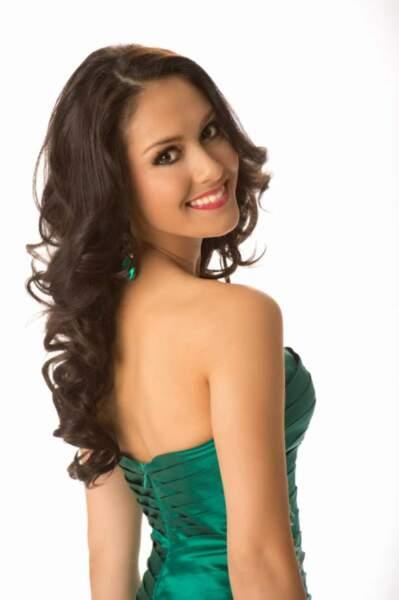 Miss Thaïlande (Nutpimon Farida Waller)