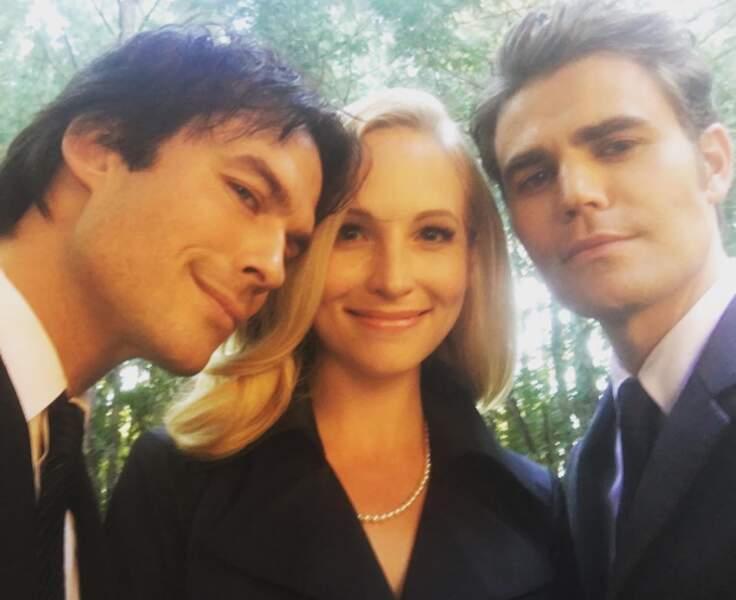 Dernière saison pour Vampire Diaries, ils vont nous manquer ces trois-là