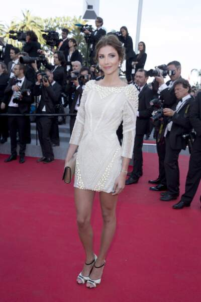 La Miss France Alexandra Rosenfeld