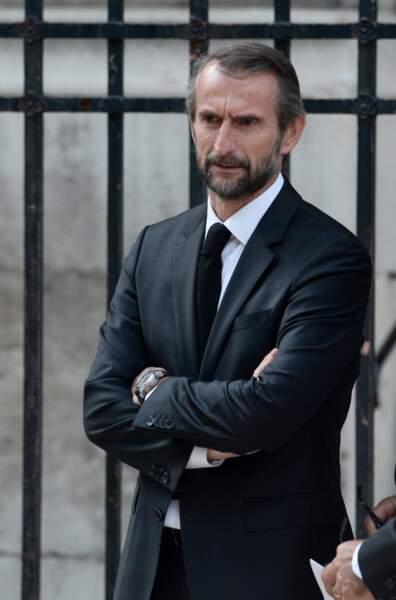 Le directeur général délégué du Paris Saint-Germain, Jean-Claude Blanc