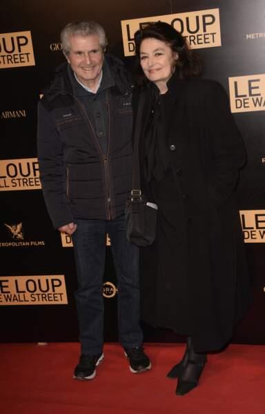 Claude Lelouch et Anouk Aimée