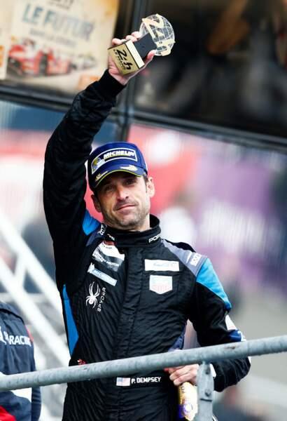 En 2015, il avait même terminé 2e de sa catégorie. Champion !