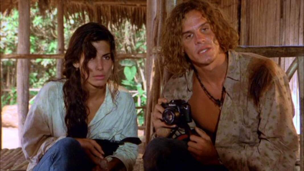 Fire on the Amazon (Luis Llosa, 1993) : avec Craig Sheffer