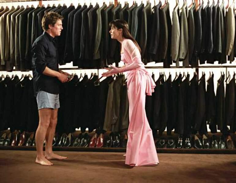 L'amour sans préavis (Marc Lawrence II, 2003) : avec Hugh Grant