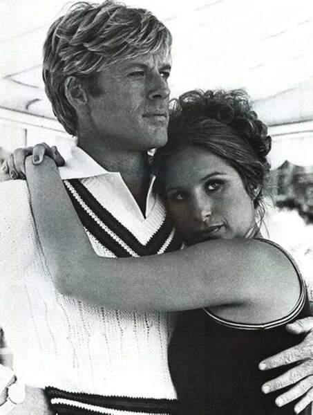 Nos plus belles années, de Sydney Pollack (1973). Avec Barbra Streisand