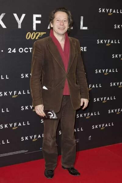 Mathieu Amalric, le méchant de Quantum of Solace