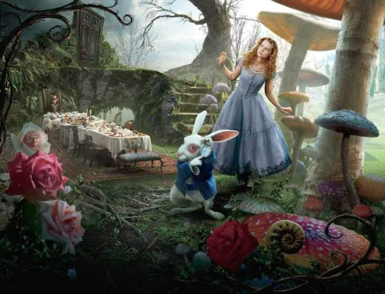 Alice au pays des merveilles (2010)