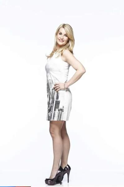 Sonja, une blonde de 36 ans...