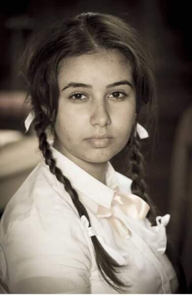 Asma, 14 ans