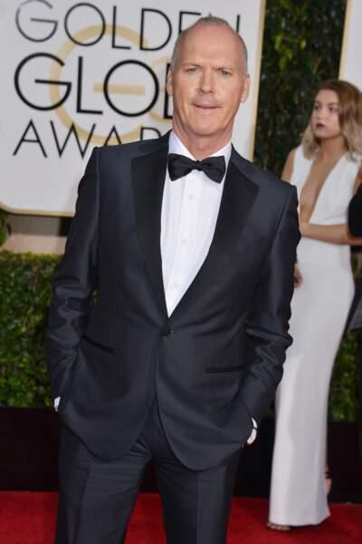 Michael Keaton, plus Bruce Wayne que Batman