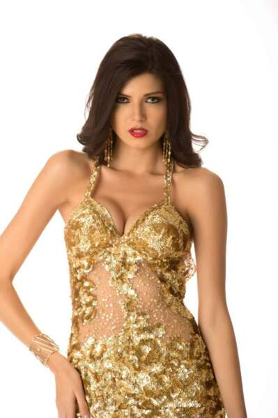 Miss Pérou (Nicole Faveron)