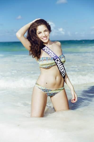 Miss Poitou-Charentes : Mathilde Hubert