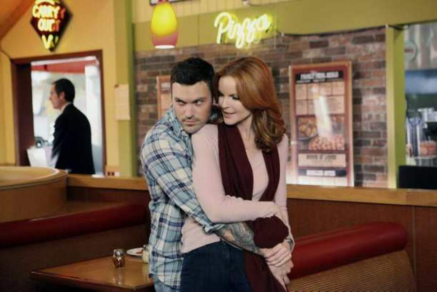 Desperate Housewives - Bree et Keith