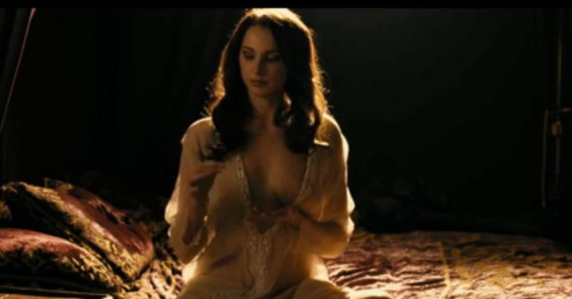 Sexy et mystérieuse dans la saison 2 de Métal hurlant (2014)