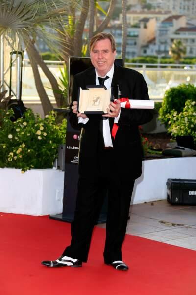 Timothy Spall, prix d'interprétation masculine pour M. Turner.