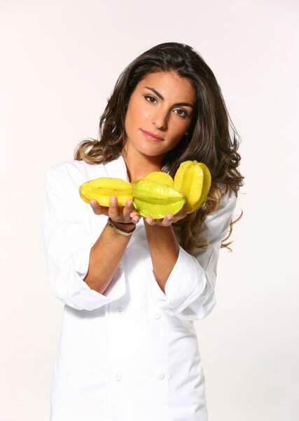 Jennifer Taieb, 28 ans, chef exécutive au restaurant Kaspia (Paris)
