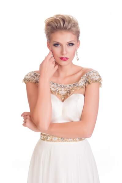 Josefin Donat, Miss Allemagne 2014