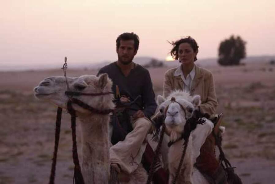 En 2009, ils tournent ensemble Le Dernier Vol de Karim Dridi