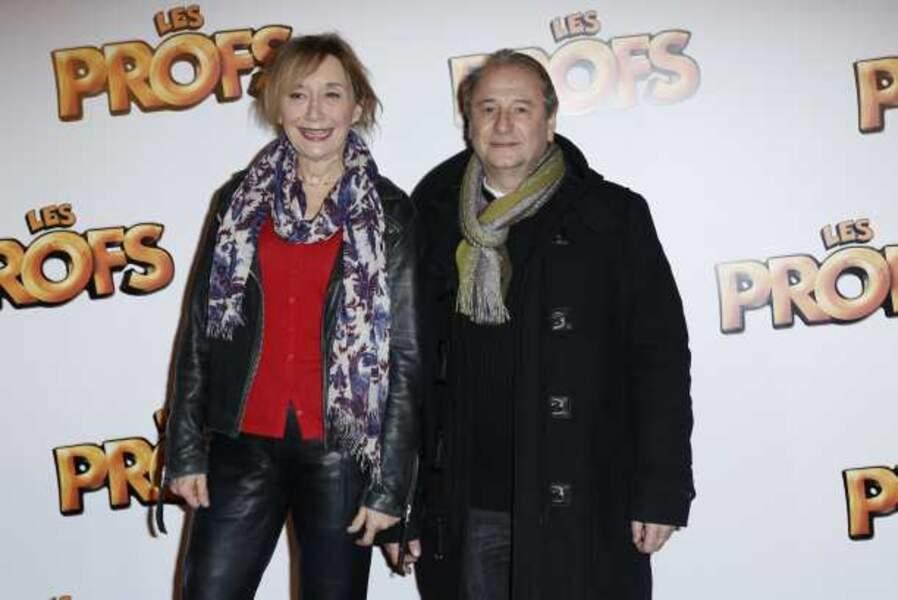 Marie-Anne Chazel et Patrick Braoudé