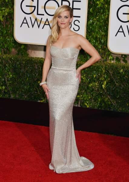 """Reese Witherspoon a dompté son côté """"Wild"""""""