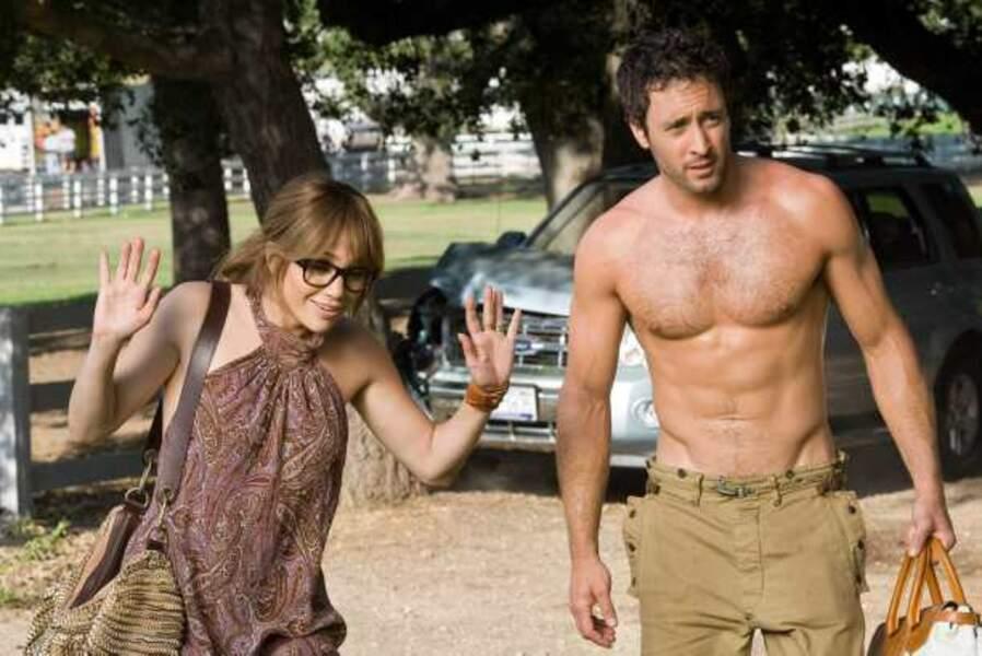 Jennifer Lopez et Alex O'Loughlin dans Plan B (2010)