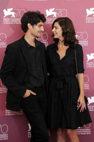 Philippe Garrel et Anna Mouglalis