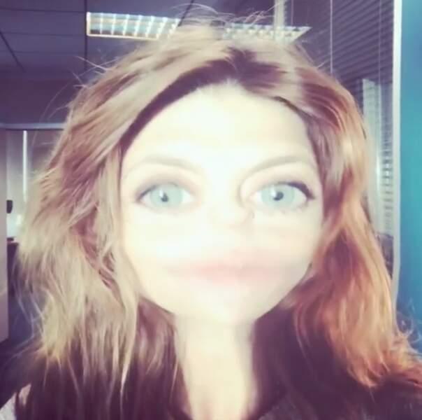 Gwendoline Hamon, transformée sur le tournage de Cassandre, la série policière de France 3