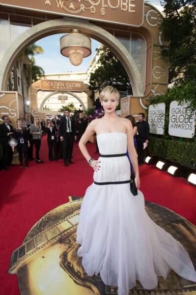 1) Jennifer Lawrence (1,1 milliard d'euros)