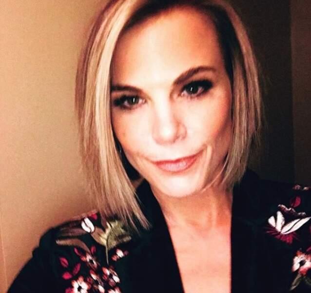 Gina Tognoni (Phyllis) a révélé sa nouvelle coupe, bientôt à découvrir dans les Feux de l'amour