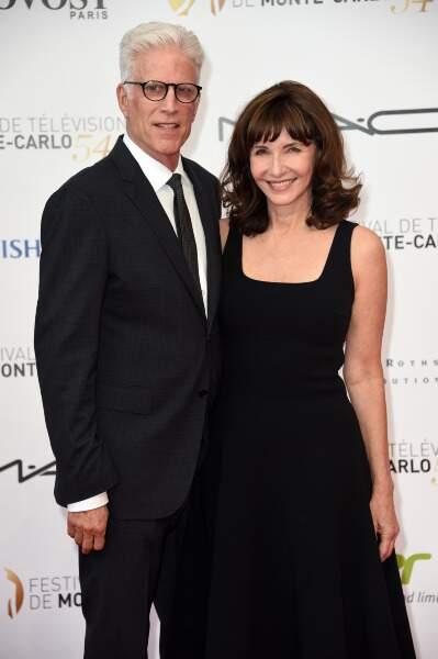 Ted Danson et Mary Steenburgen