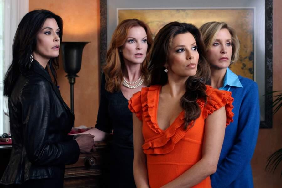 En 2004, elle rejoint le casting de Desperate Housewives, la série qui va faire exploser sa notoriété