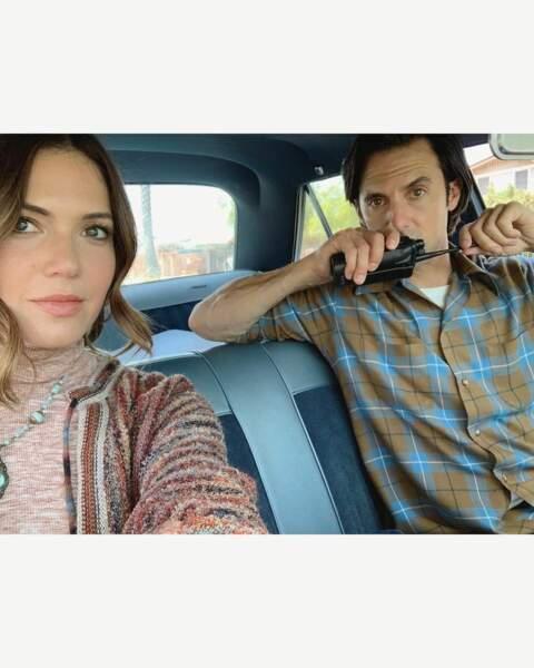 Mandy Moore et Milo Ventimiglia teasent le 1er épisode de la saison 4 de This is Us qui démarre le 24 septembre