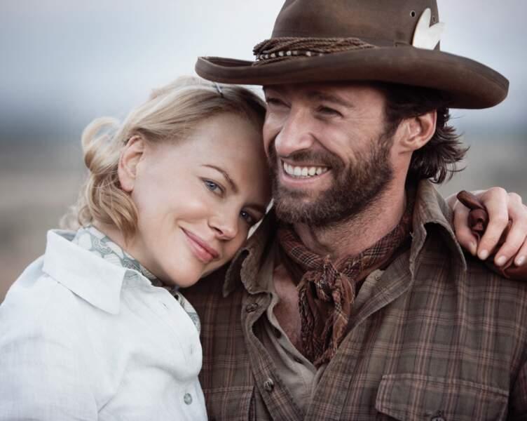Australia (de Baz Luhrmann, 2008) : avec Nicole Kidman