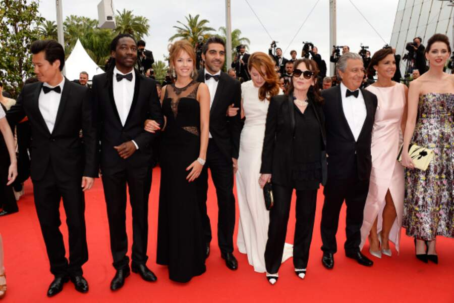 Après son succès au cinéma, Qu'est-ce qu'on a fait au bon dieu ? est parti à la conquête de Cannes