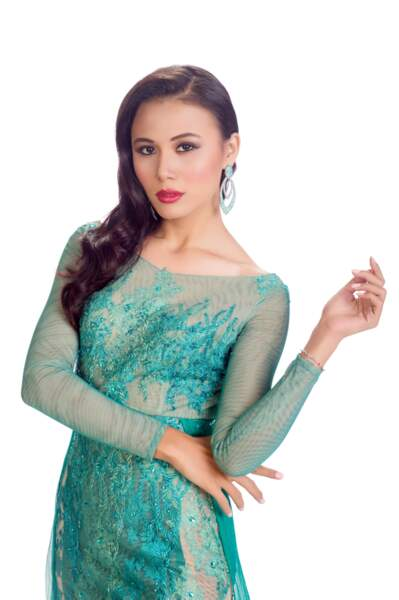 Sharr Eaindra, Miss Birmanie 2014