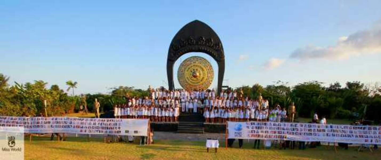 Le Gong Mondial de la Paix