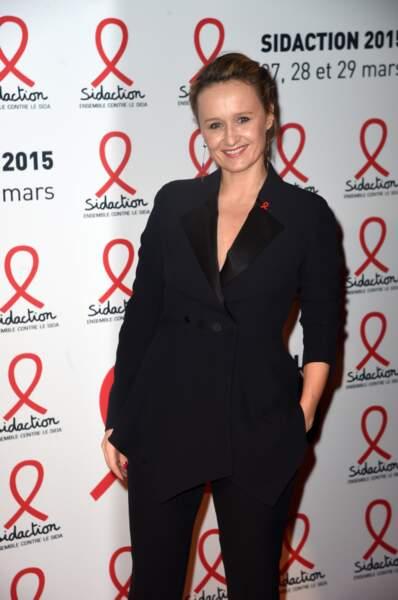 Caroline Roux (France 5)