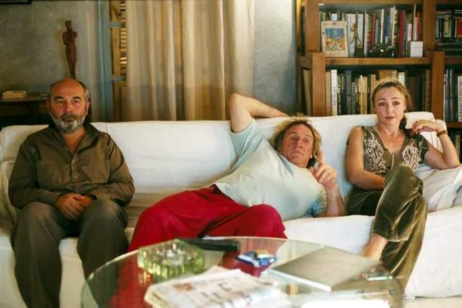 Boudu, de et avec Gérard Jugnot et Catherine Frot (2004)