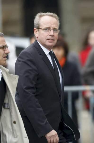 L'ancien ministre de la culture Renaud Donnedieu de Vabres