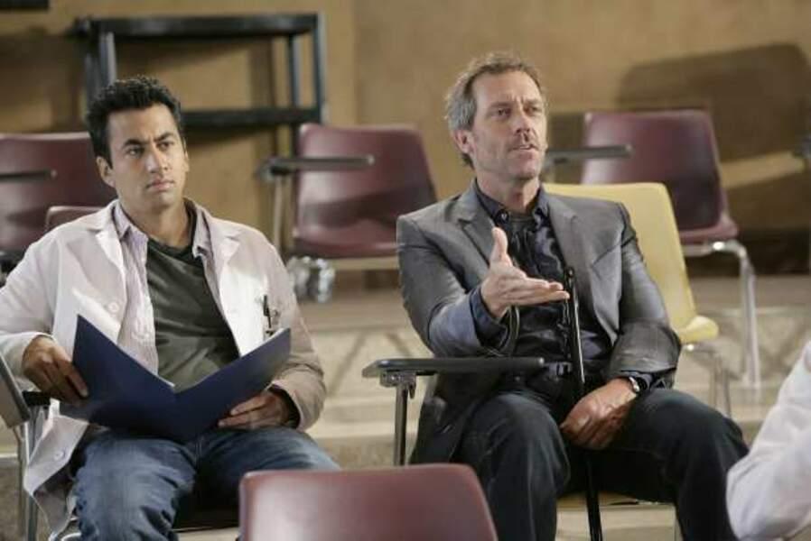 Dr House et le Dr Kutner (saison 4)
