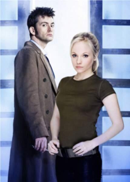 En 2008, Georgia Moffett joue le rôle de Jenny, la fille de Doctor Who, créée artificiellement