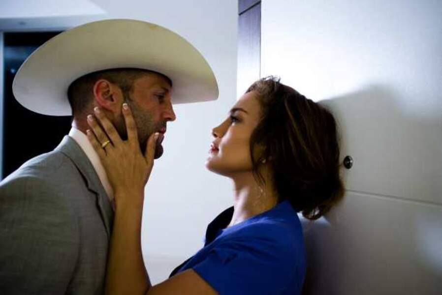 Jennifer Lopez et Jason Statham dans Parker (2013)
