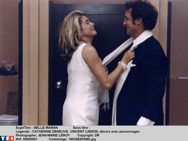 Belle-Maman de Gabriel Aghion (1999), avec Vincent Lindon